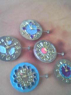 本日の時計